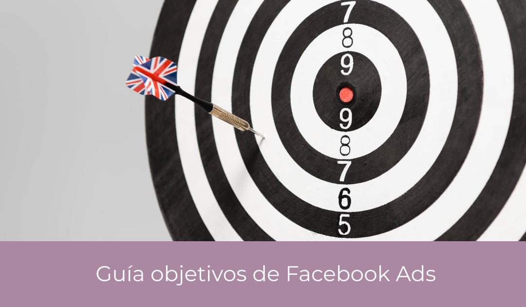 objetivos publicitarios de Facebook